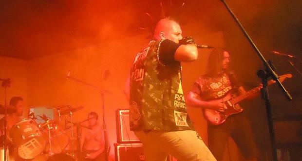 Resto de Ontem, banda punk de Bebedouro