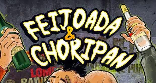 "Lançamento do split ""Feijoada & Choripan"" | Bandas Reject e Lomba Raivosa"