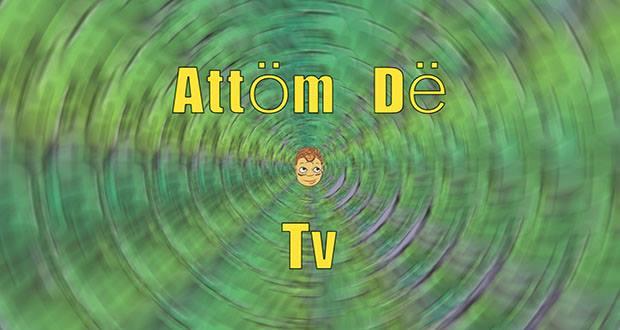 Attöm Dë TV – Krias de Kafka ao vivo