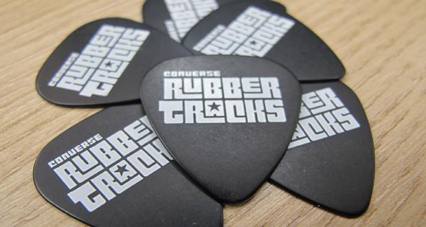 Rubber Tracks em Belo Horizonte e Recife