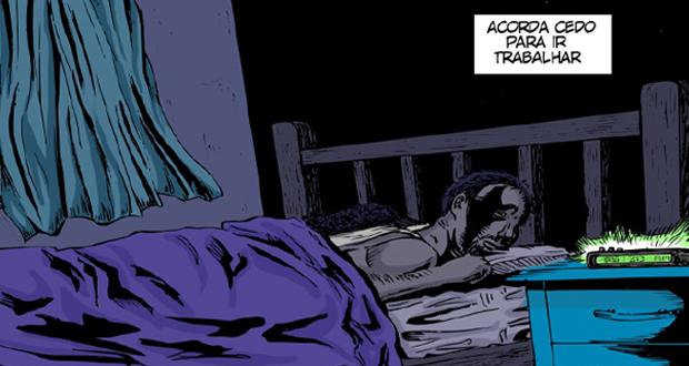 Lucas Walmrath ou Lemos: quadrinhos marginais