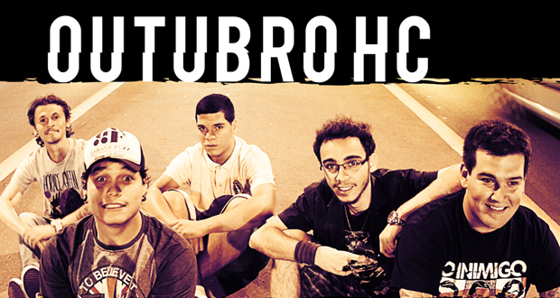 """Outubro HC lança clipe da música """"Medo"""""""