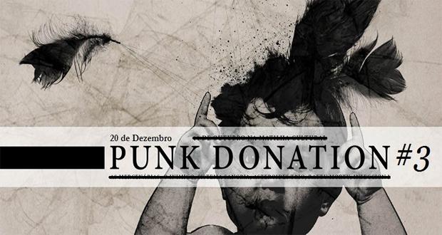 Punk Donation neste sábado no Itaim Paulista