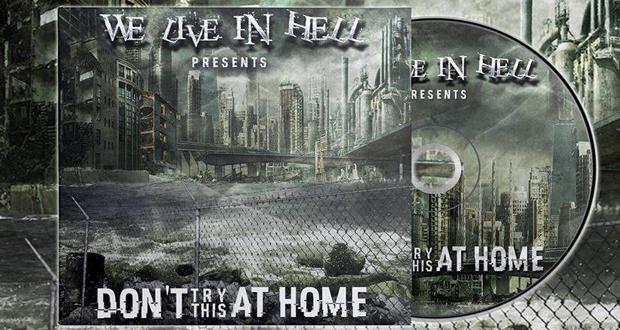 We Live in Hell lança coletânea com 28 bandas