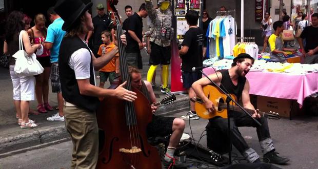 Street Meat Band ao vivo em São Paulo