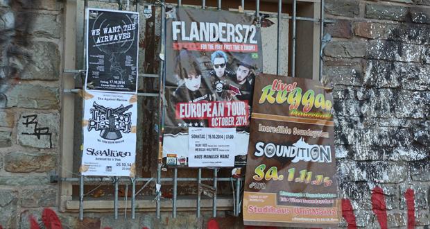 Flanders 72 – Histórias sobre a tour na Europa