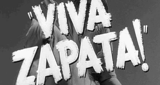 Zapata Vive! E ainda mais underground
