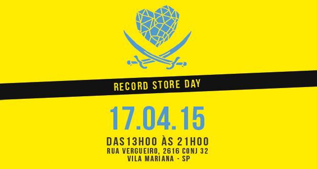 HBB abre as portas no Record Store Day