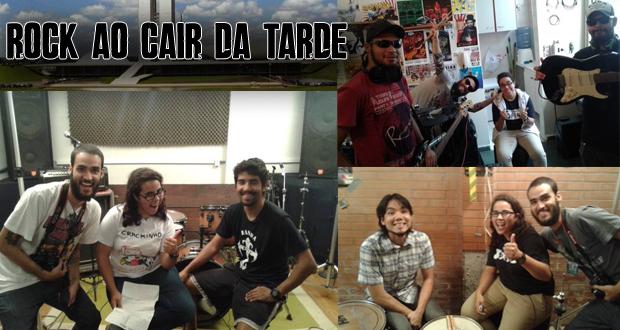 Rock ao Cair da Tarde – Home Studios