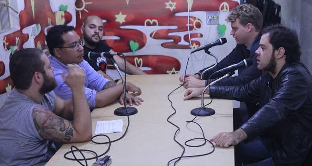 Desobediência Sonora entrevista a banda Os Excluídos