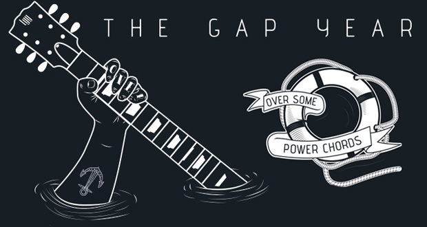 Over Some Power Chords, do The Gap Year