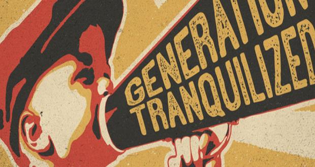 Bombshell Rocks e o álbum Generation Tranquilized