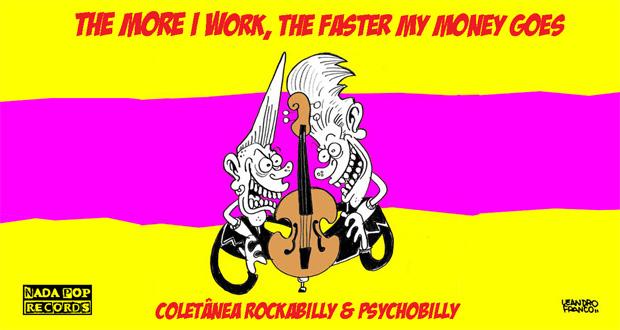 Coletânea rockabilly e psychobilly está no Youtube