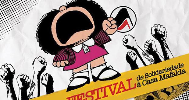 Festival de Solidariedade à Casa Mafalda ganha documentário