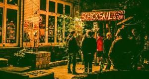 Espaço em Berlim chamado Tommy Haus - Foto por Fernanda Gamarano