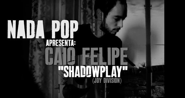 Assista o teaser do Caio Felipe, da Sky Down, interpretando Joy Division