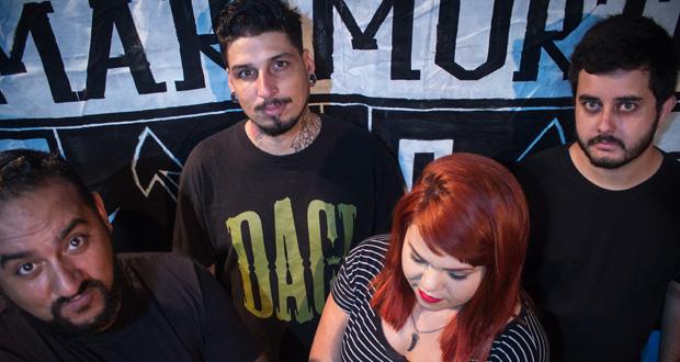 "Mar Morto: banda da baixada santista apresenta o EP ""Vendar seus Olhos"""