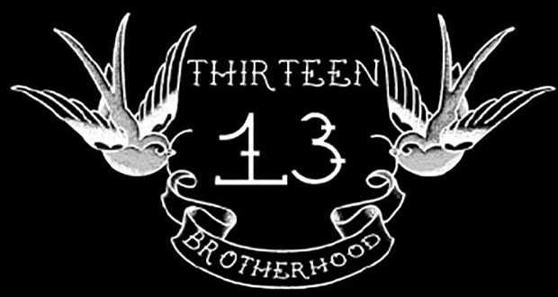 "Thirteen Brotherhood divulga teasers do disco ""End Of The Highway"""
