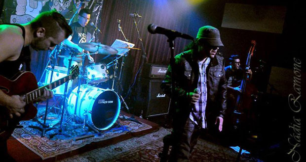 Assista: Luta Civil participa do DVD Punkabilly dos Asteroides Trio