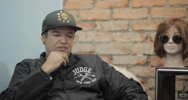 Meninos da Podrera entrevistam Edu Andrade, do Questions