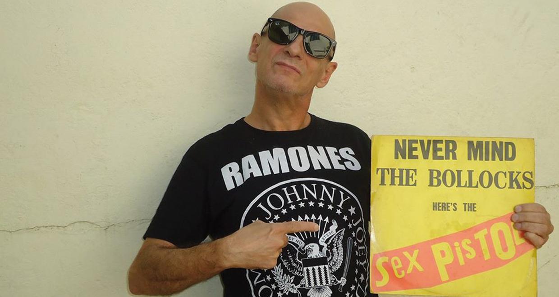 Lendas do Underground: Ariel, um dos fundadores do punk no Brasil