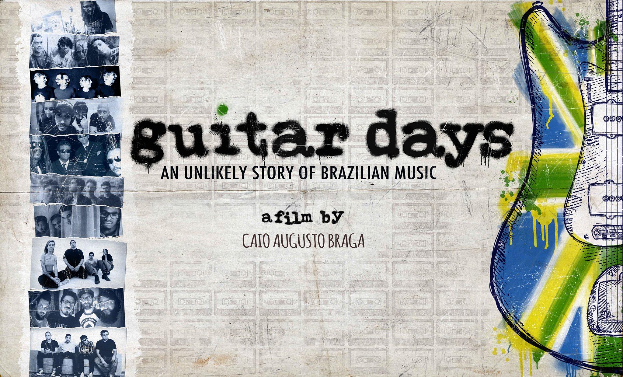 Guitar Days apresenta a volta histórica da banda Killing Chainsaw aos palcos