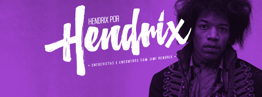 Edições Ideal lança livro com entrevistas de Jimi Hendrix, do autor Steven Roby