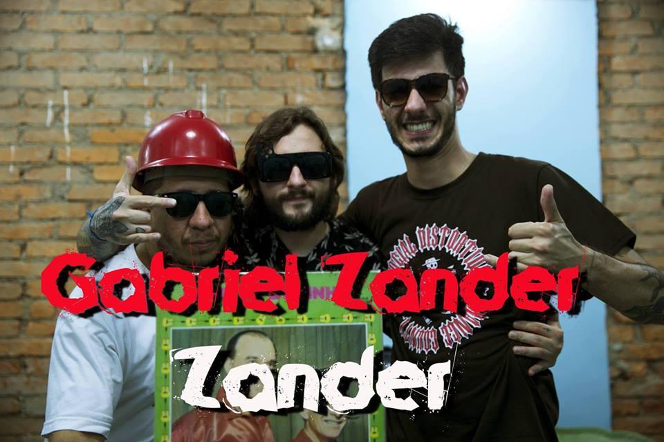 Meninos da Podrera entrevistam Gabriel Zander. Assista!
