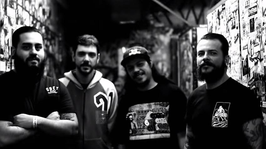 "Assista ""Ruas & Guettos"", clipe da banda Guetto Hardcore"