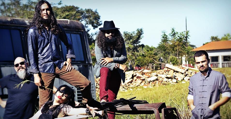 Primeiro álbum dos goianos da banda Vish Maria é lançado pela Monstro Discos