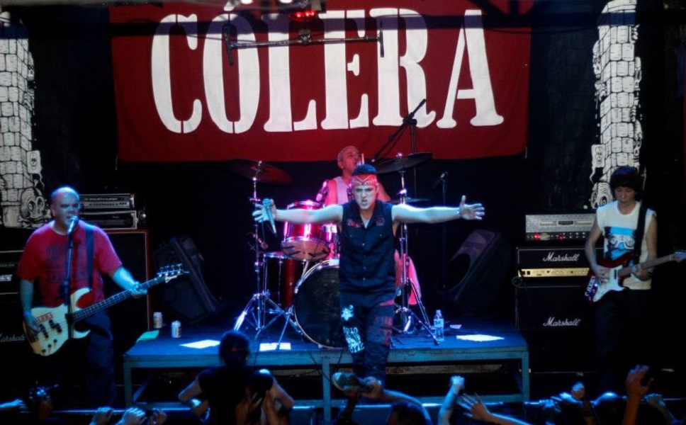 Cólera: banda disponibiliza discografia remasterizada para streaming