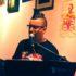 Leandro Franco (batera e vocal do Asteroides Trio) - Foto: arquivo pessoal
