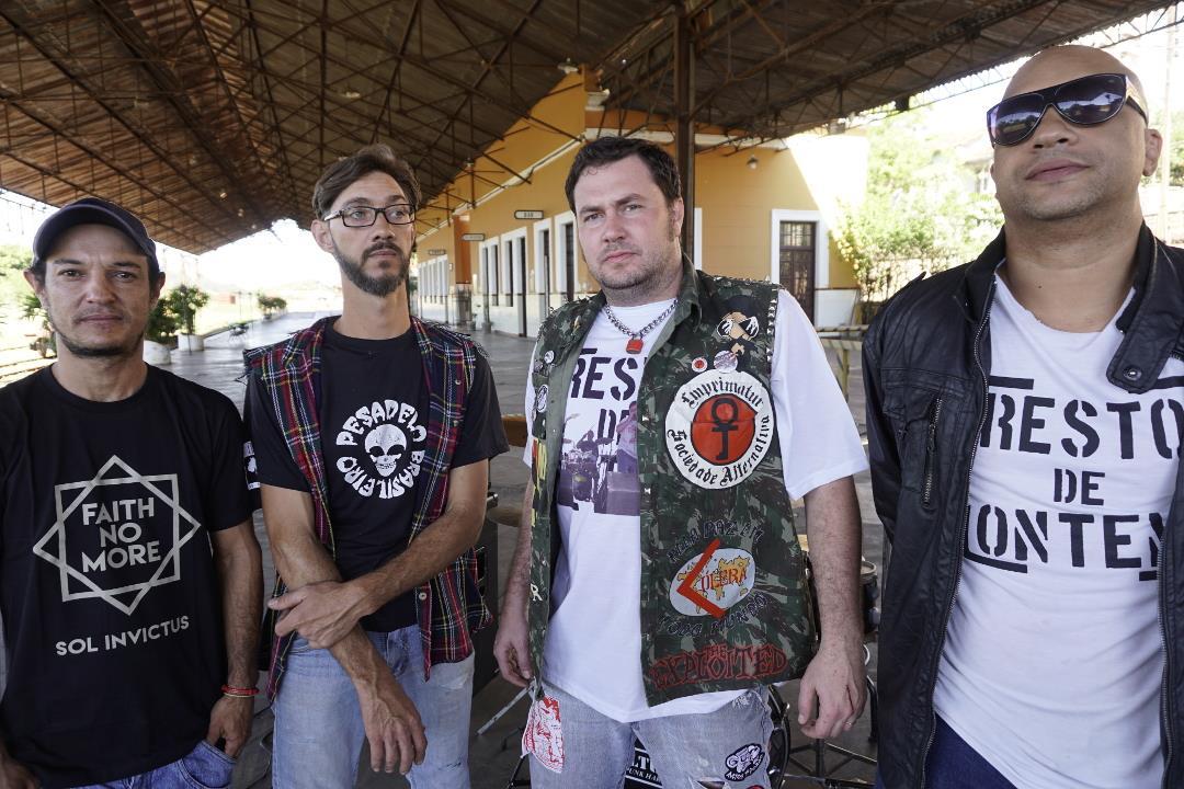 As dificuldades e a garra de uma banda punk do interior de São Paulo