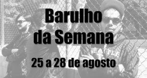 Foto de capa: banda Muff Burn Grace - Crédito: Rômulo Marin