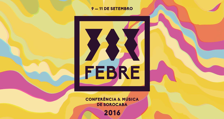 FEBRE chega à 2º edição movimentando música e cultura no interior paulista