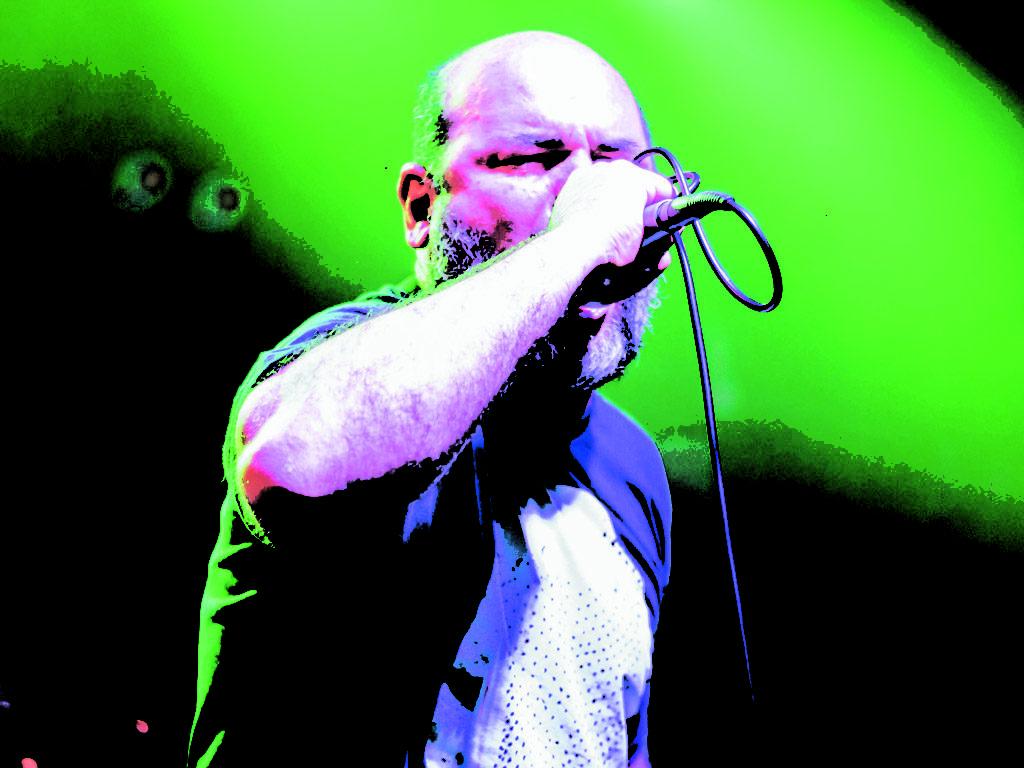 Paulo Gepeto, vocalista das bandas Ação Direta e Letall - Foto: divulgação