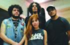 Entrevista com a banda Slowner sobre a tour com os italianos do Sangue