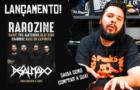 Um lançamento histórico: Revista Rarozine