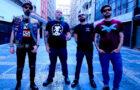 """""""Se existe uma trilha sonora na minha vida, essa trilha é o punk"""", diz Christian Targa"""